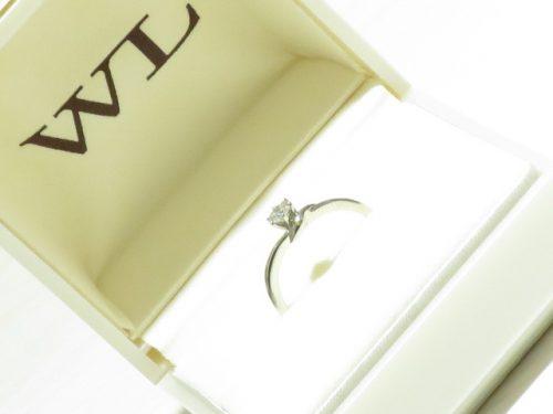 輪ファミリーの婚約指輪|img_7705
