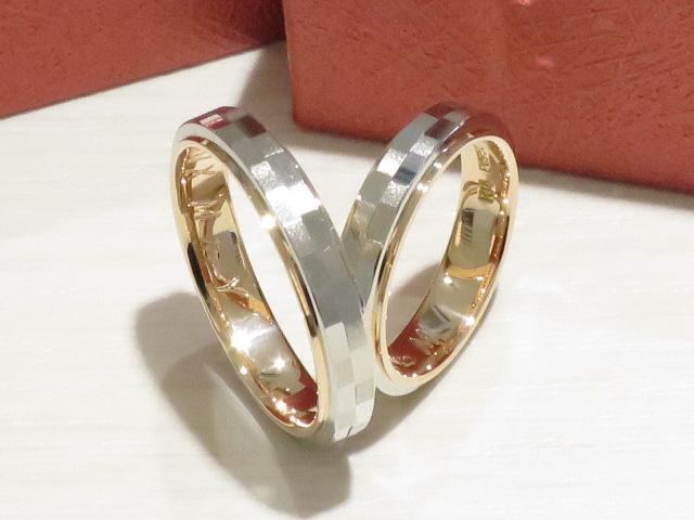 輪ファミリーの結婚指輪|img_7871