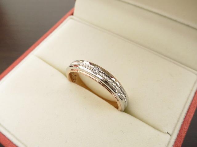お客様の結婚指輪|IMG_0553