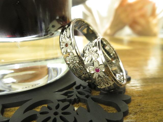 お客様の結婚指輪|IMG_0897