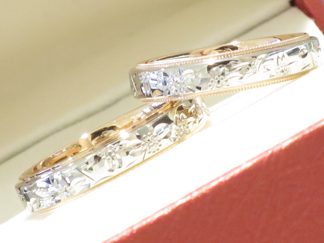輪ファミリーの結婚指輪|IMG_1177