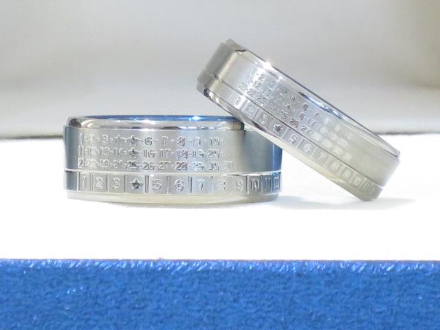 輪ファミリーの結婚指輪|IMG_1836