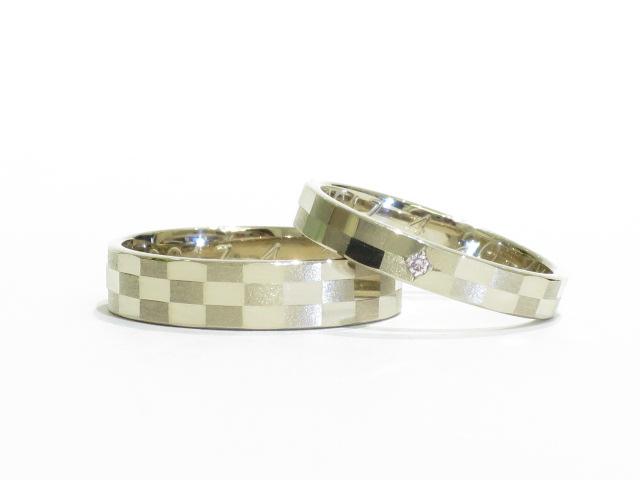 輪ファミリーの結婚指輪|IMG_2402