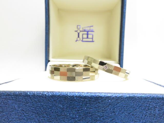 輪ファミリーの結婚指輪|IMG_2404