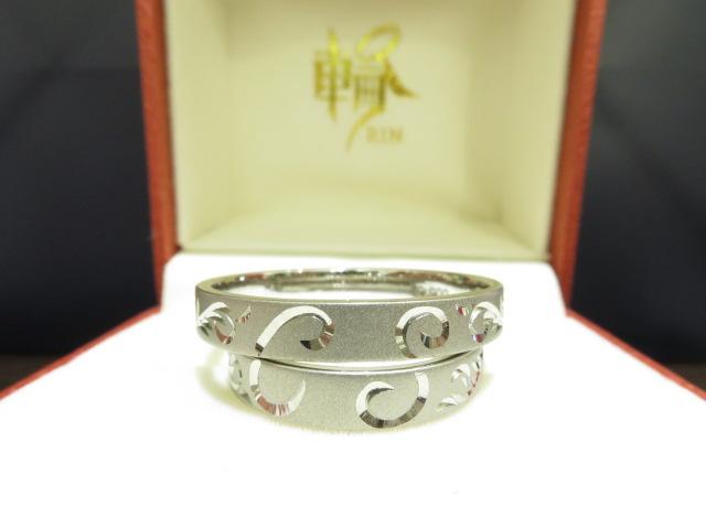 お客様の結婚指輪|IMG_3063