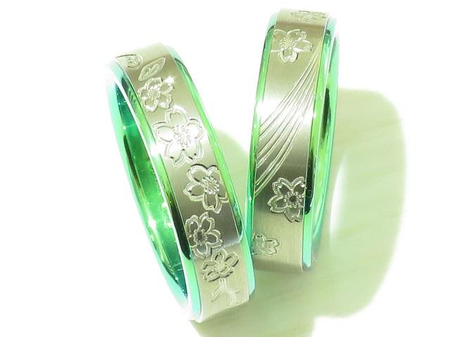 輪ファミリーの結婚指輪|IMG_2568