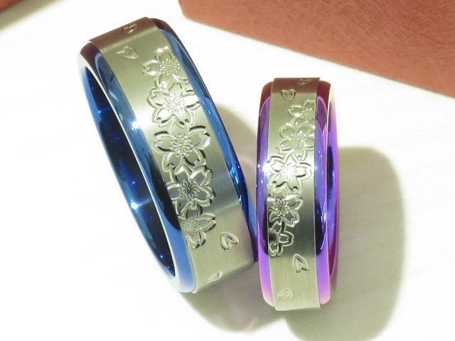 輪ファミリーの結婚指輪|IMG_8745