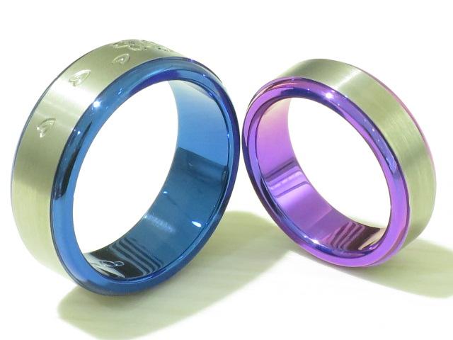 輪ファミリーの結婚指輪|IMG_8747