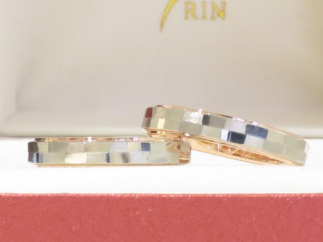 輪ファミリーの結婚指輪|IMG_9409