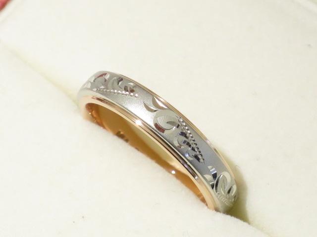 輪ファミリーの結婚指輪|IMG_9782