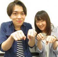 輪ファミリーの手作り結婚指輪|IMG_1141