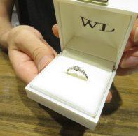 輪ファミリーの婚約指輪|IMG_2386
