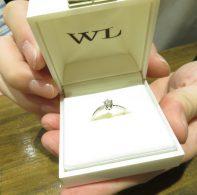 輪ファミリーの婚約指輪|IMG_2564
