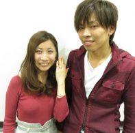 輪ファミリーの結婚指輪|IMG_4178