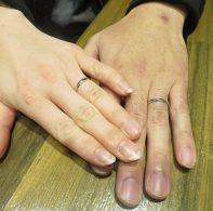 輪ファミリー結婚指輪|IMG_5005