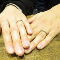 輪ファミリー結婚指輪|IMG_5317