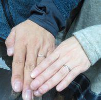 輪ファミリー結婚指輪|IMG_5343