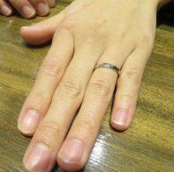 輪ファミリー結婚指輪|IMG_5411