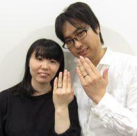 輪ファミリー結婚指輪IMG_0453