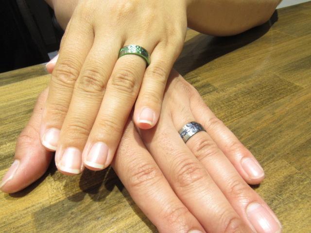 輪ファミリー結婚指輪|IMG_0481