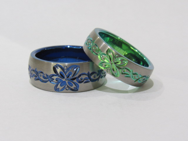 輪ファミリー結婚指輪|モスフロックスチタンIMG_0484