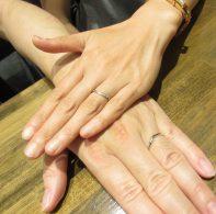 輪ファミリー結婚指輪|IMG_0701