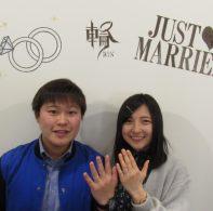 輪ファミリー結婚指輪IMG_2462
