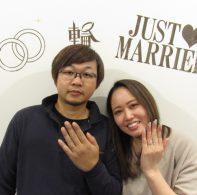輪ファミリー結婚指輪IMG_2463