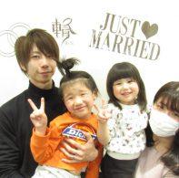輪ファミリーの結婚指輪 IMG_2958