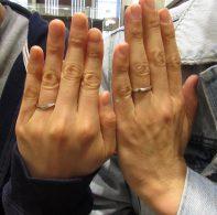 輪ファミリー結婚指輪IMG_3087