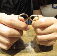 輪ファミリー結婚指輪IMG_3286