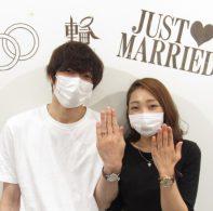 輪ファミリー結婚指輪IIMG_3460