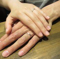 輪ファミリー結婚指輪IMG_3481