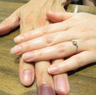 輪ファミリー婚約指輪IMG_3616