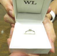 輪ファミリーの婚約指輪|IMG_3793