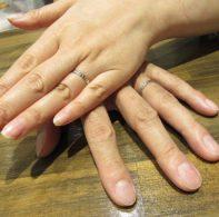 輪ファミリー結婚指輪IMG_3941