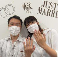輪ファミリー結婚指輪IIMG_3987