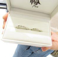 輪ファミリー結婚指輪IIMG_4008