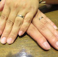 輪ファミリー結婚指輪IMG_4013
