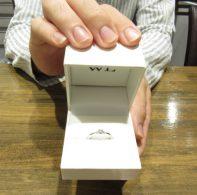 輪ファミリー婚約指輪|IMG_4131