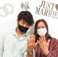 輪ファミリー結婚指輪|IMG_4154