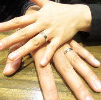 輪ファミリー結婚指輪|IMG_4180