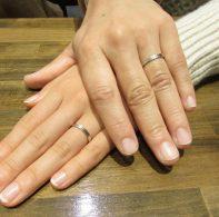 輪ファミリー結婚指輪IMG_4314