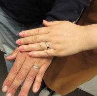 輪ファミリー結婚指輪|IMG_4384