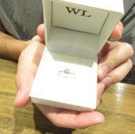 輪ファミリーの婚約指輪|IMG_4424