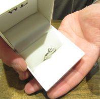 輪ファミリーの婚約指輪|IMG_5269