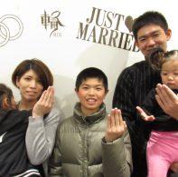 輪ファミリーの結婚指輪|IMG_5311
