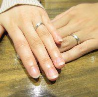 輪ファミリー結婚指輪IMG_5523