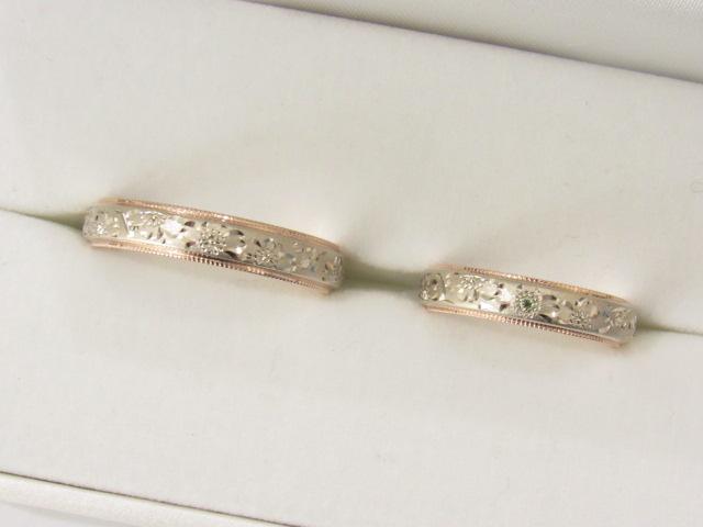 輪ファミリー結婚指輪IMG_5545