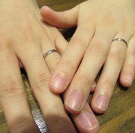 輪ファミリー結婚指輪IMG_5741